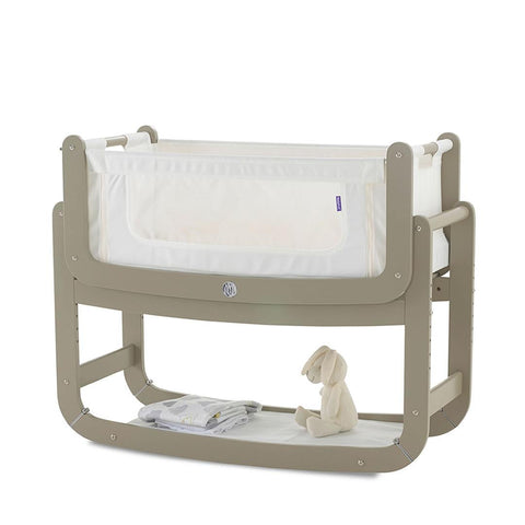 SnuzPod 2 with Mattress - Putty - Cribs - Natural Baby Shower