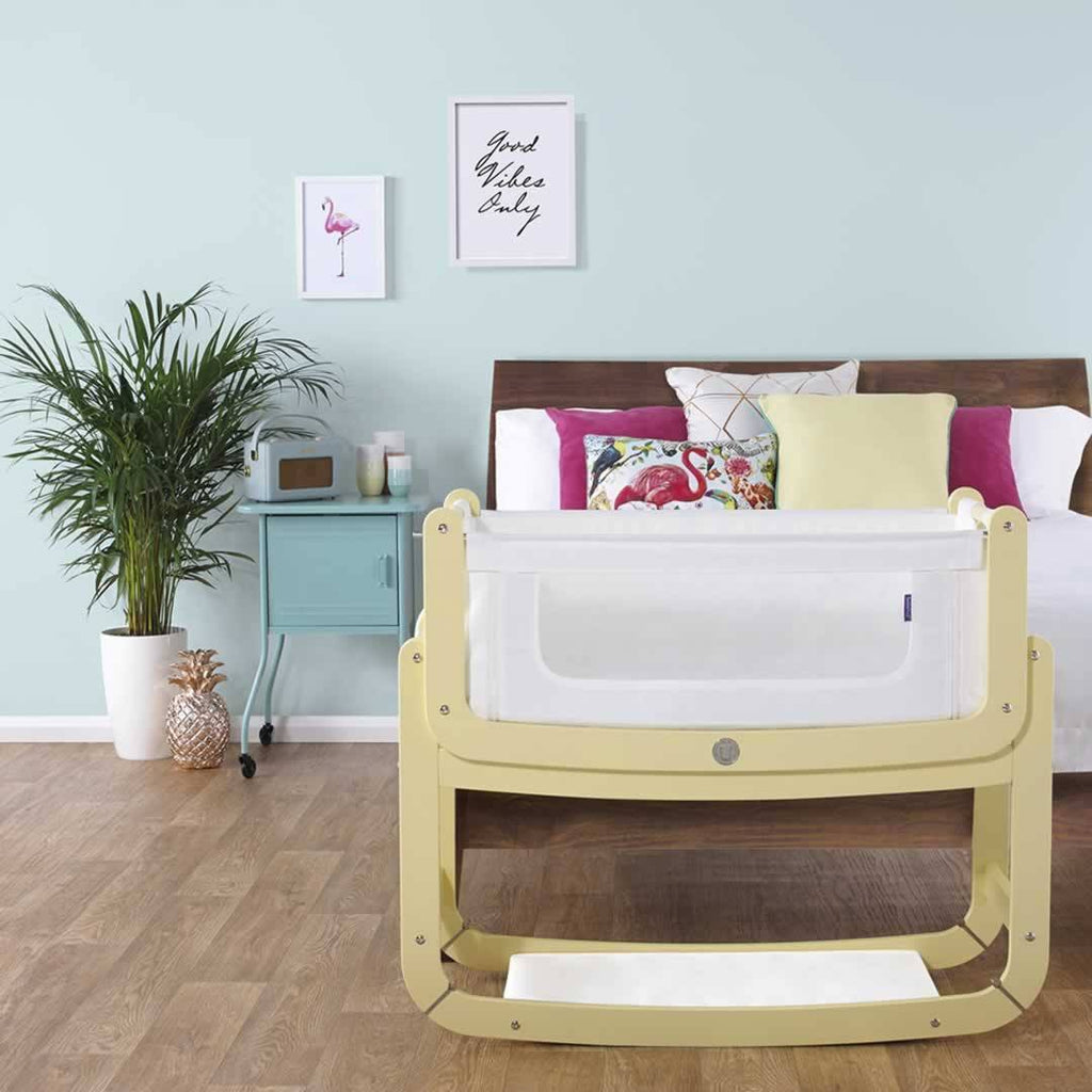 SnuzPod 2 with Mattress - Sherbet - Cribs - Natural Baby Shower