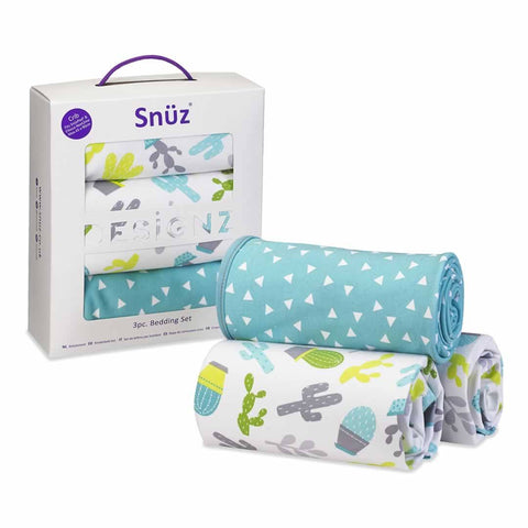 SnuzPod 3pc Bedding Set Rootin' Tootin'
