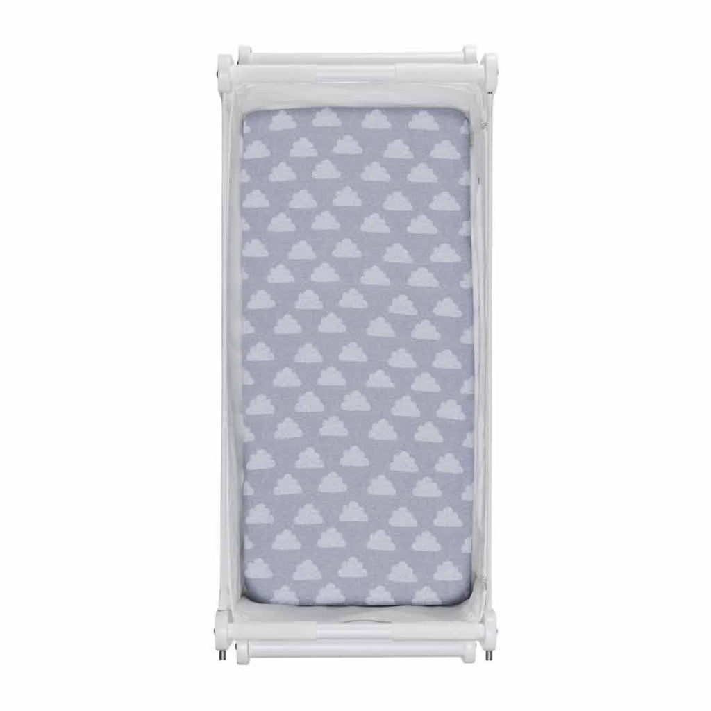 SnuzPod Twin Pack Crib Sheet Cloud