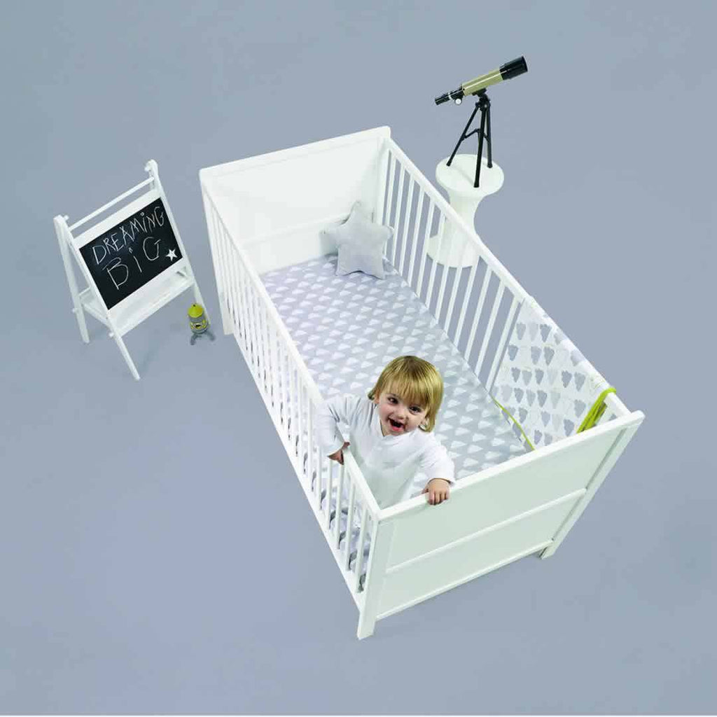 SnuzPod Cot/Cot Bed Sheet Cloud Nine Lifestyle