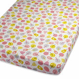 SnuzPod Cot/Cot Bed Sheet Little Tweets