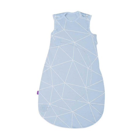 SnuzPouch Sleeping Bag 1.0 Tog - Geo Breeze-Sleeping Bags- Natural Baby Shower