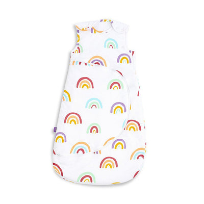 SnuzPouch Sleeping Bag - 2.5 TOG - Colour Rainbow-Sleeping Bags- Natural Baby Shower