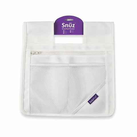 SnuzPod Pocket - Nursery Accessories - Natural Baby Shower