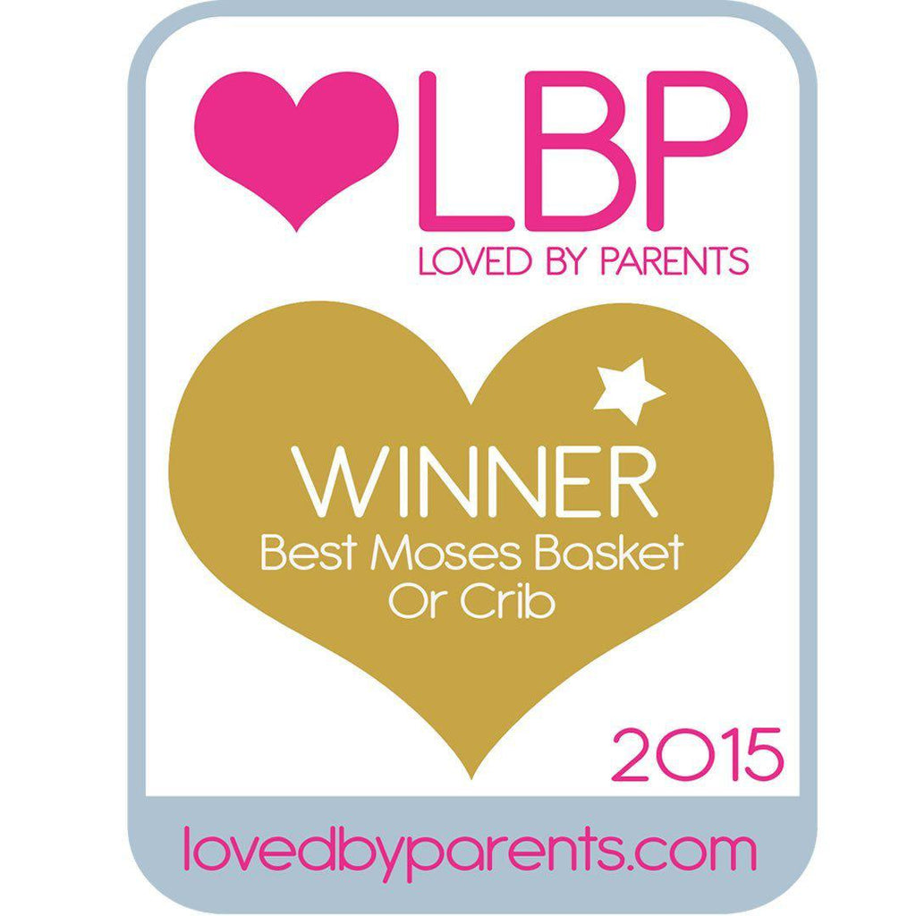 SnuzPod 2 with Mattress - Blush LBP Award