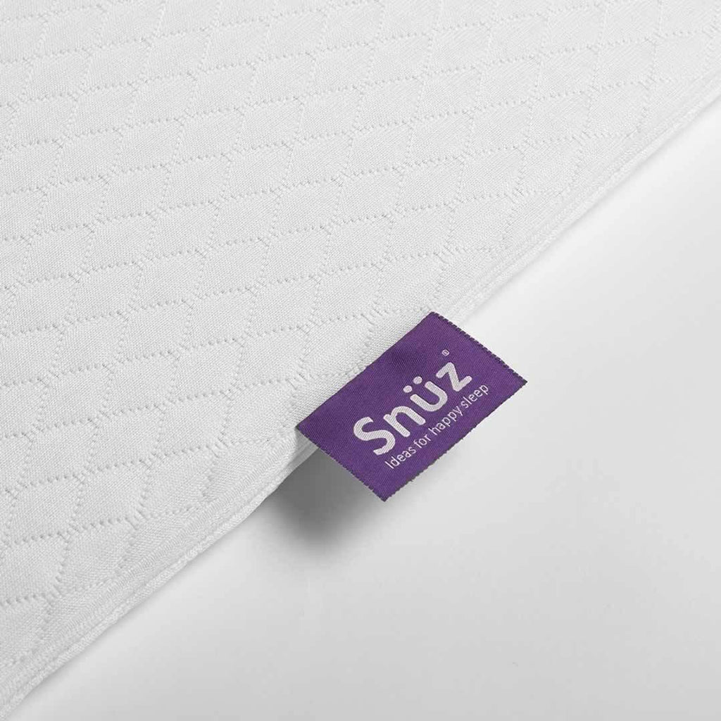 Snuzpod Premium Quilted Foam Mattress Logo