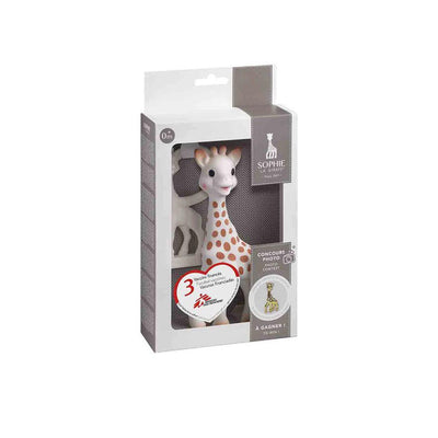 Sophie la Girafe MSF Award + Teether-Teethers- Natural Baby Shower
