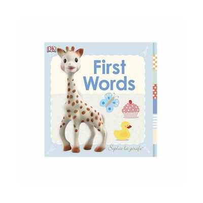 Sophie la Giraffe - First Words-Books-Default- Natural Baby Shower
