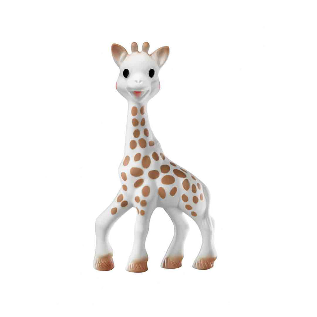 Sophie la Giraffe MSF Award + Teether-Teethers- Natural Baby Shower