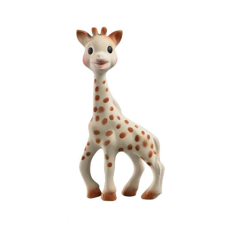 Sophie la Giraffe with Gift Box-Soft Toys-Default- Natural Baby Shower