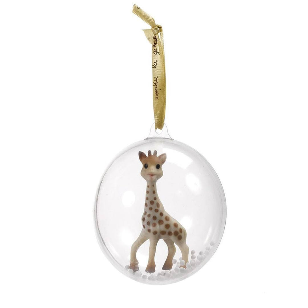 Sophie la Giraffe My First Christmas Set Bauble