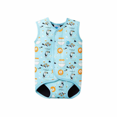 Splash About BabyWrap - Noah's Ark-Swimwear- Natural Baby Shower