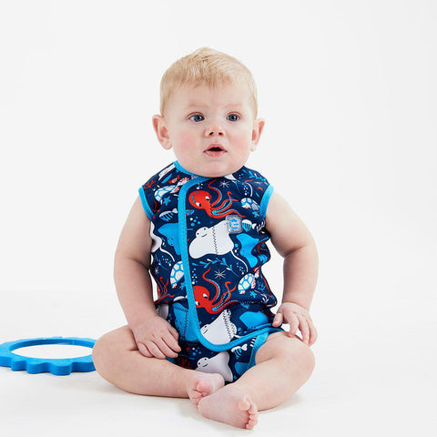 Splash About BabyWrap - Under the Sea-Swimwear- Natural Baby Shower