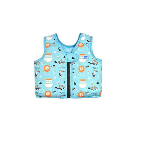 Splash About Go Splash Swim Vest - Noah's Ark-Swimwear- Natural Baby Shower