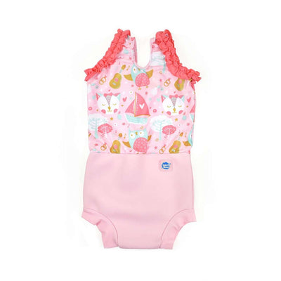 Splash About Happy Nappy Costume - Owl and the Pussycat-Swimwear- Natural Baby Shower
