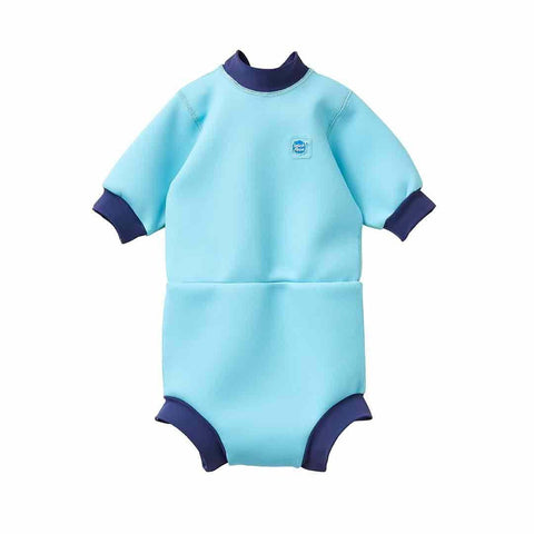 Splash About Happy Nappy Wetsuit - Blue Cobalt-Swim Nappies- Natural Baby Shower