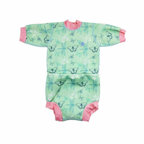 Splash About Happy Nappy Wetsuit - Dragonfly-Swim Nappies- Natural Baby Shower