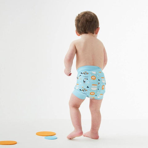 Splash About Happy Nappy - Noah's Ark-Swim Nappies- Natural Baby Shower