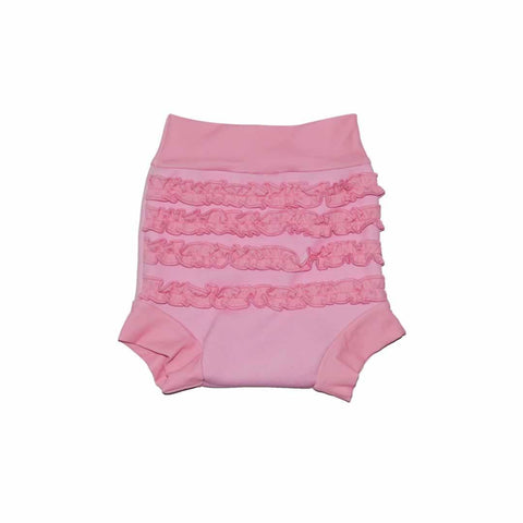 Splash About Happy Nappy in Pink Frills
