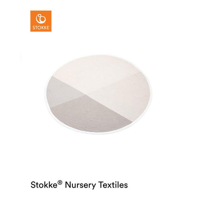 Stokke Organic Cotton Knit Blanket - Beige-Blankets- Natural Baby Shower