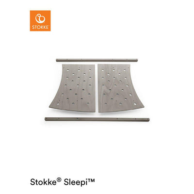 Stokke Sleepi Junior Extension - Hazy Grey-Extension Kits- Natural Baby Shower
