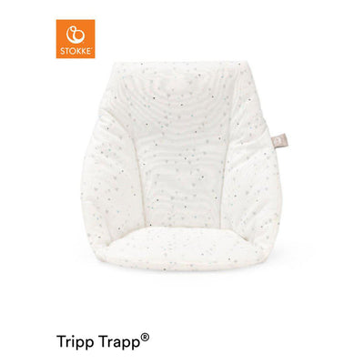 Stokke Tripp Trapp Baby Cushion - Sweet Hearts-Highchair Cushions & Pads- Natural Baby Shower