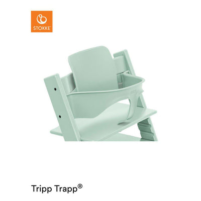 Stokke Tripp Trapp Baby Set - Soft Mint-Highchair Harnesses- Natural Baby Shower