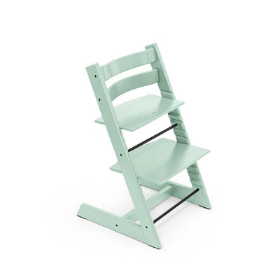 Stokke Tripp Trapp Highchair - Soft Mint-Highchairs- Natural Baby Shower