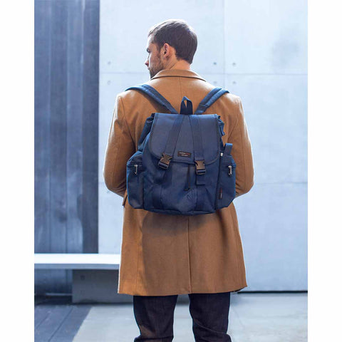Storksak Changing Bag - Backpack - Navy Lifestyle