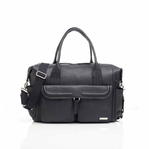 Storksak Changing Bag - Charlotte - Black