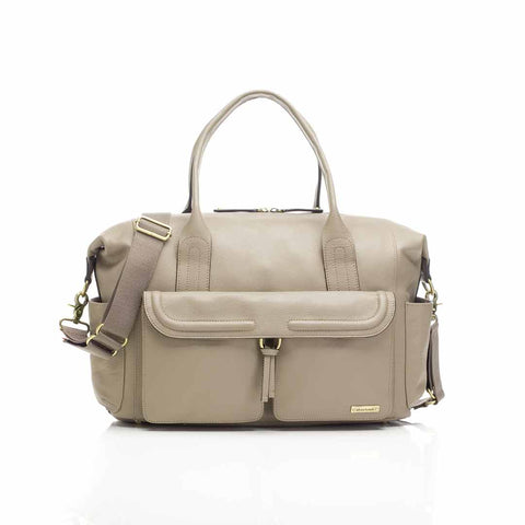 Storksak Changing Bag - Charlotte - Clay