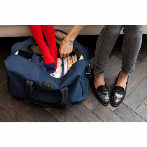 Storksak Changing Bag - Duffle - Navy Lifestyle