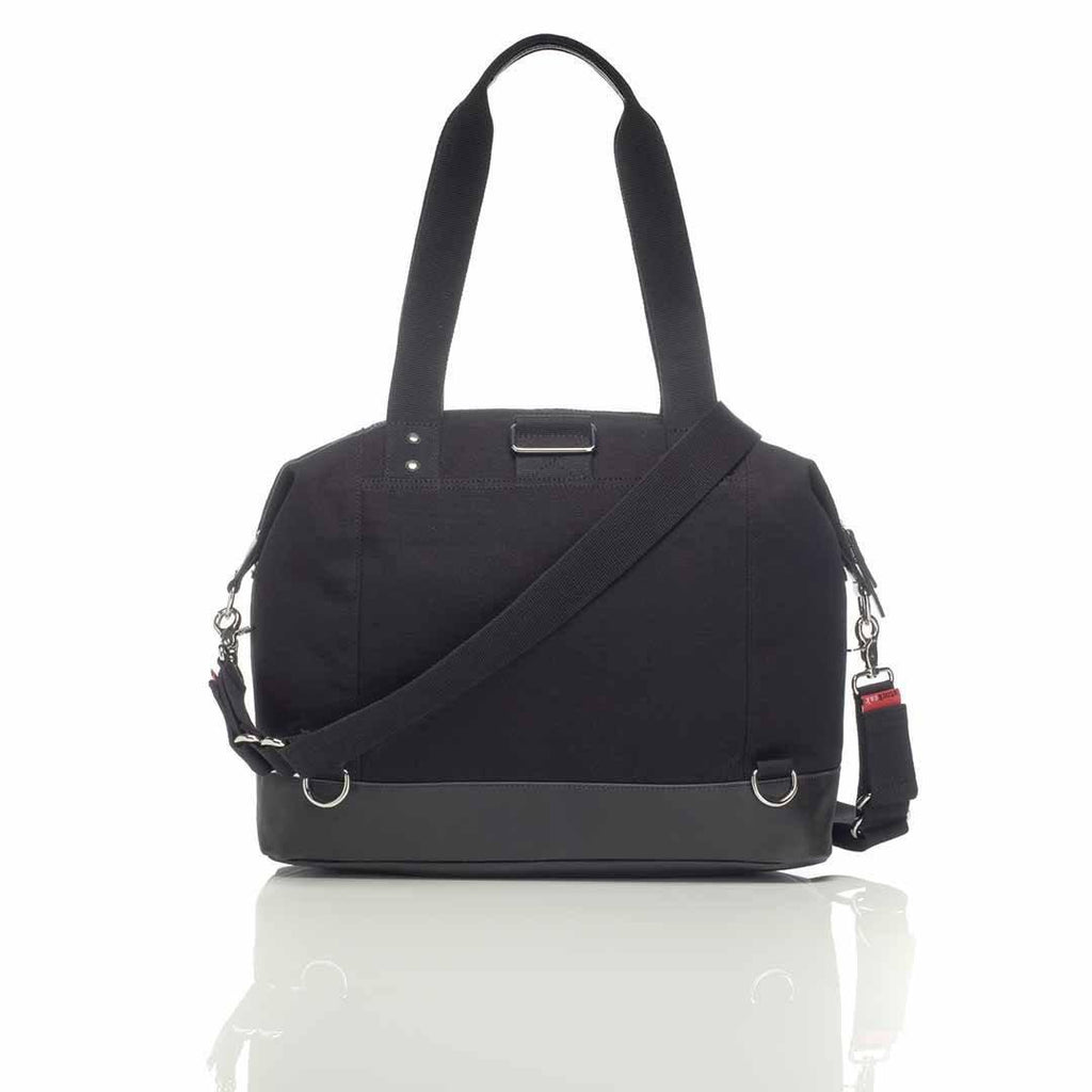 Storksak Changing Bag - Jude - Black-Changing Bags- Natural Baby Shower