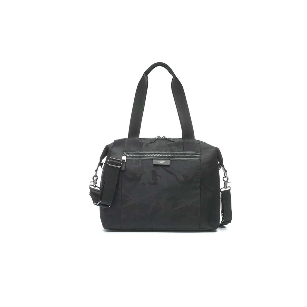 c23a69e65a8c ... Storksak Changing Bag - Stevie Luxe - Camo Black-Changing Bags- Natural  Baby Shower ...