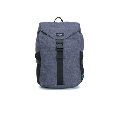Storksak Eco Backpack - Navy Melange-Changing Bags- Natural Baby Shower