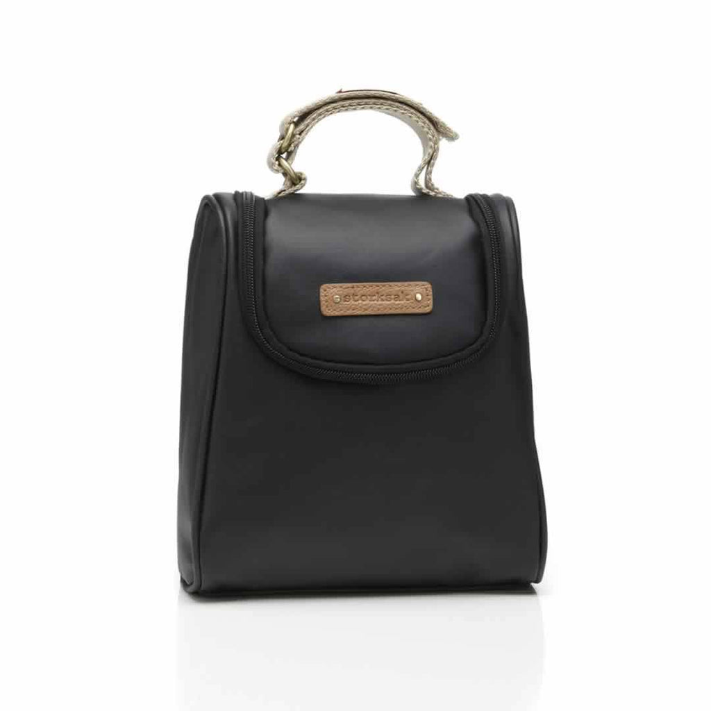 Storksak Bailey Fab Bag in Black