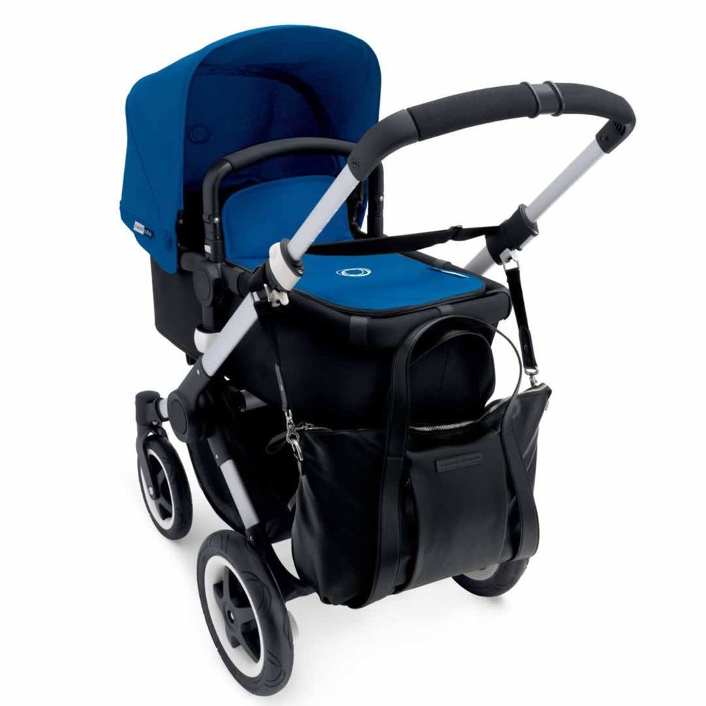 Storksak and Bugaboo Nylon Bag Lifestyle