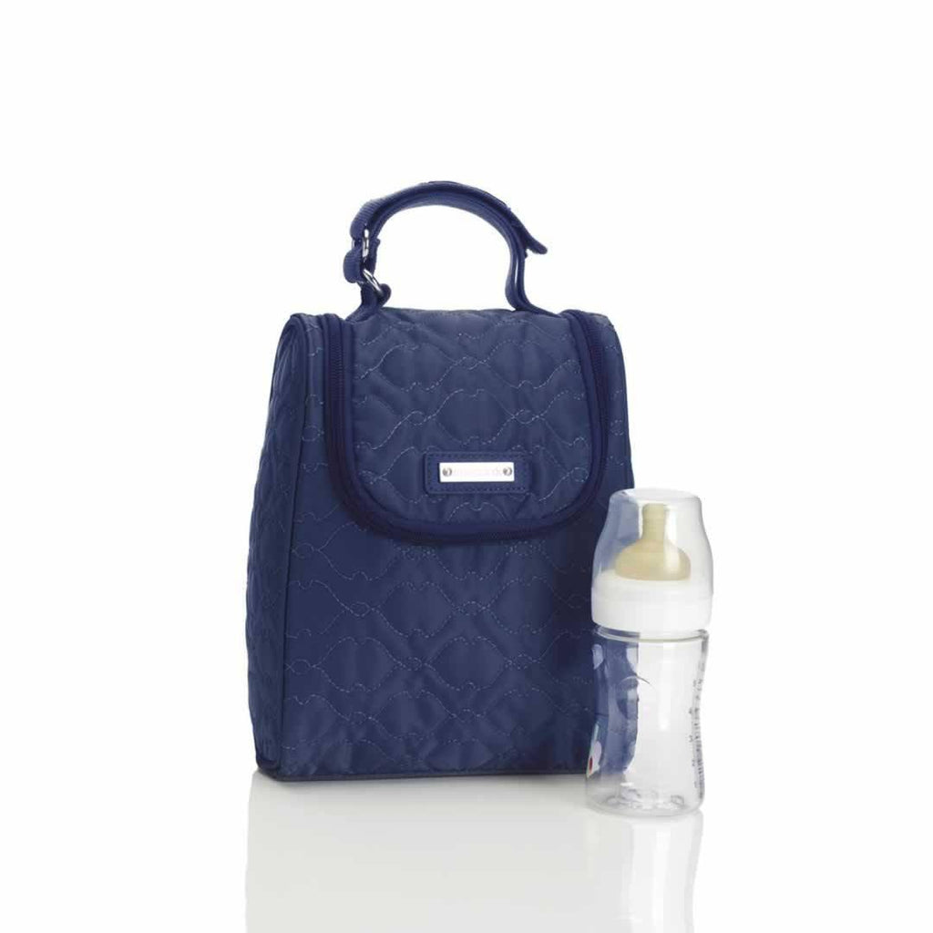 Storksak Changing Bag - Anna - Quilted Navy - Changing Bags - Natural Baby Shower