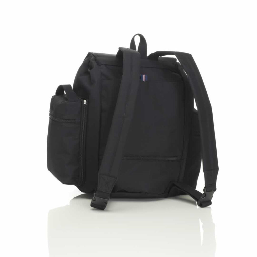 Storksak Changing Bag - Backpack - Black Back