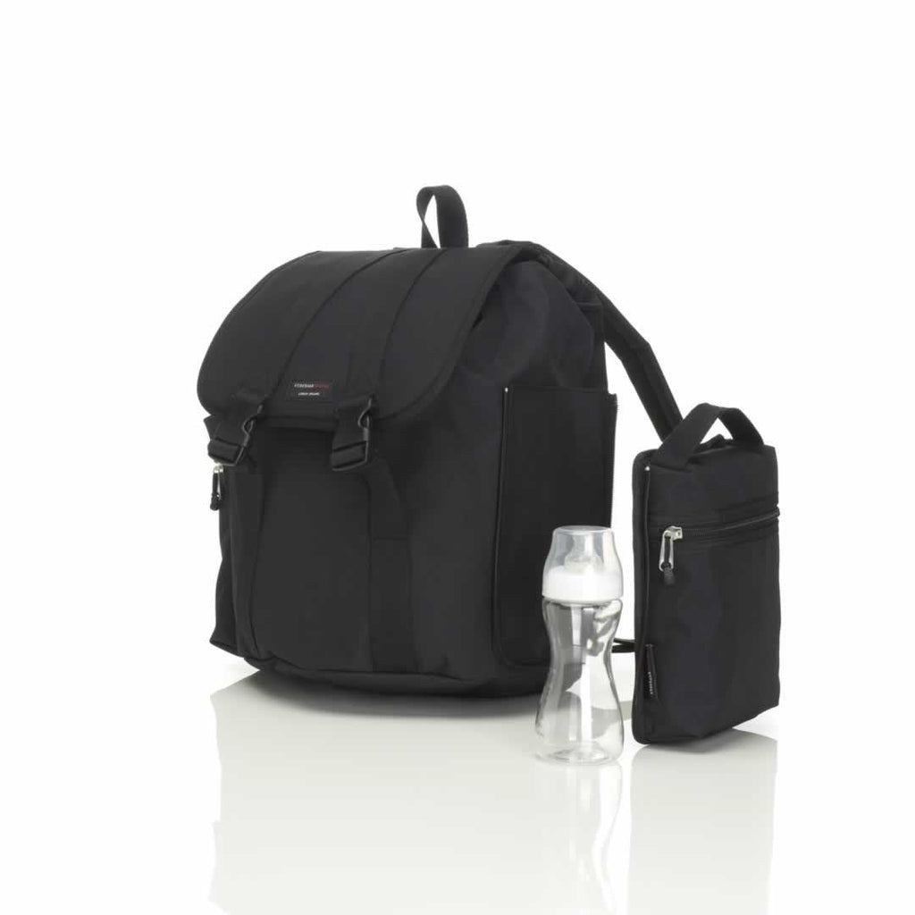Storksak Changing Bag Backpack Black