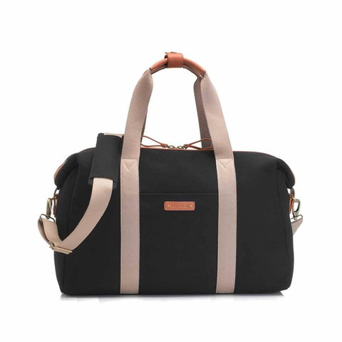 Storksak Changing Bag - Bailey in Black