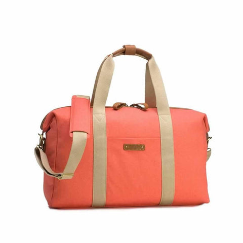 Storksak Changing Bag - Bailey - Coral - Changing Bags - Natural Baby Shower