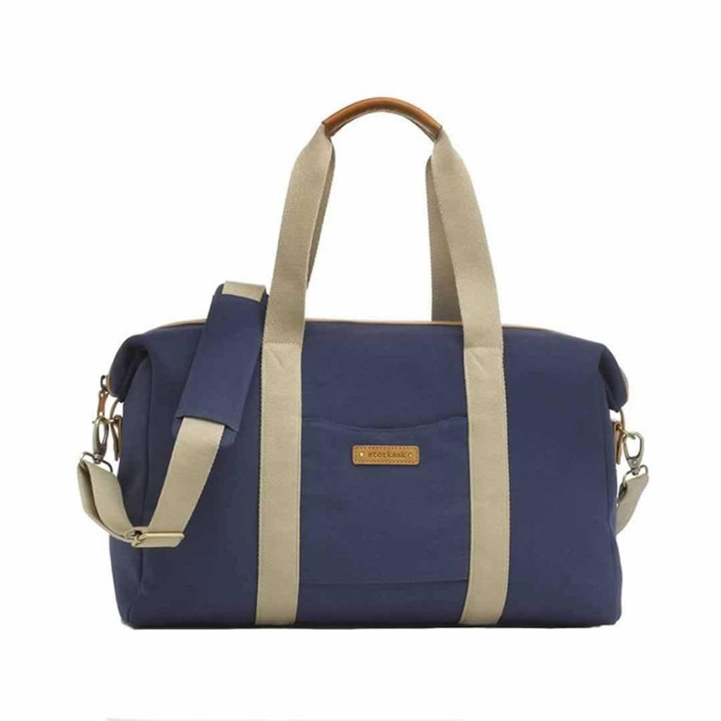 Storksak Changing Bag - Bailey in Navy