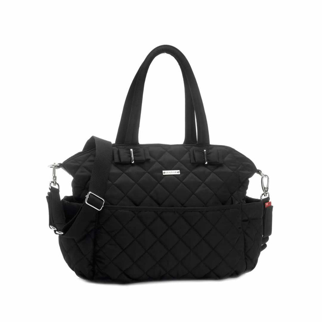 Storksak Changing Bag - Bobby in Black