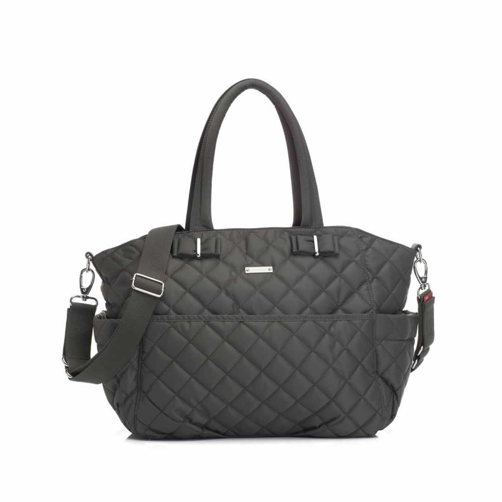 Storksak Changing Bag - Bobby in Charcoal