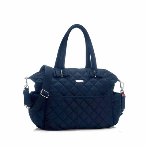Storksak Changing Bag - Bobby - Navy - Changing Bags - Natural Baby Shower