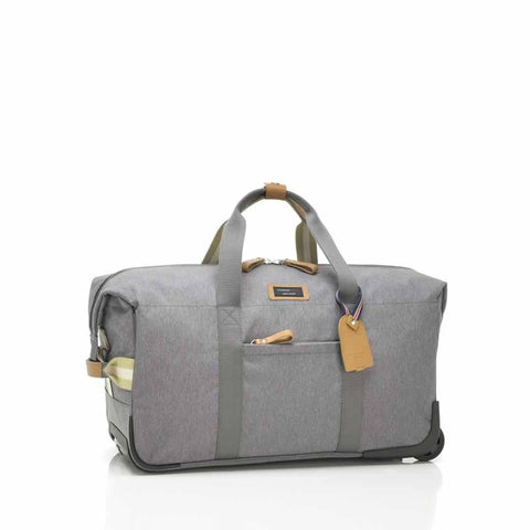Storksak Changing Bag - Cabin Carry-On - Grey - Changing Bags - Natural Baby Shower