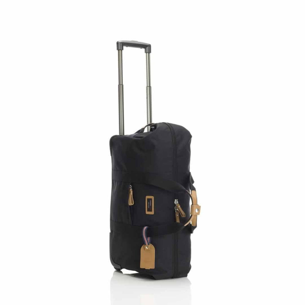 Storksak Changing Bag - Cabin Carry-On - Black-Changing Bags- Natural Baby Shower