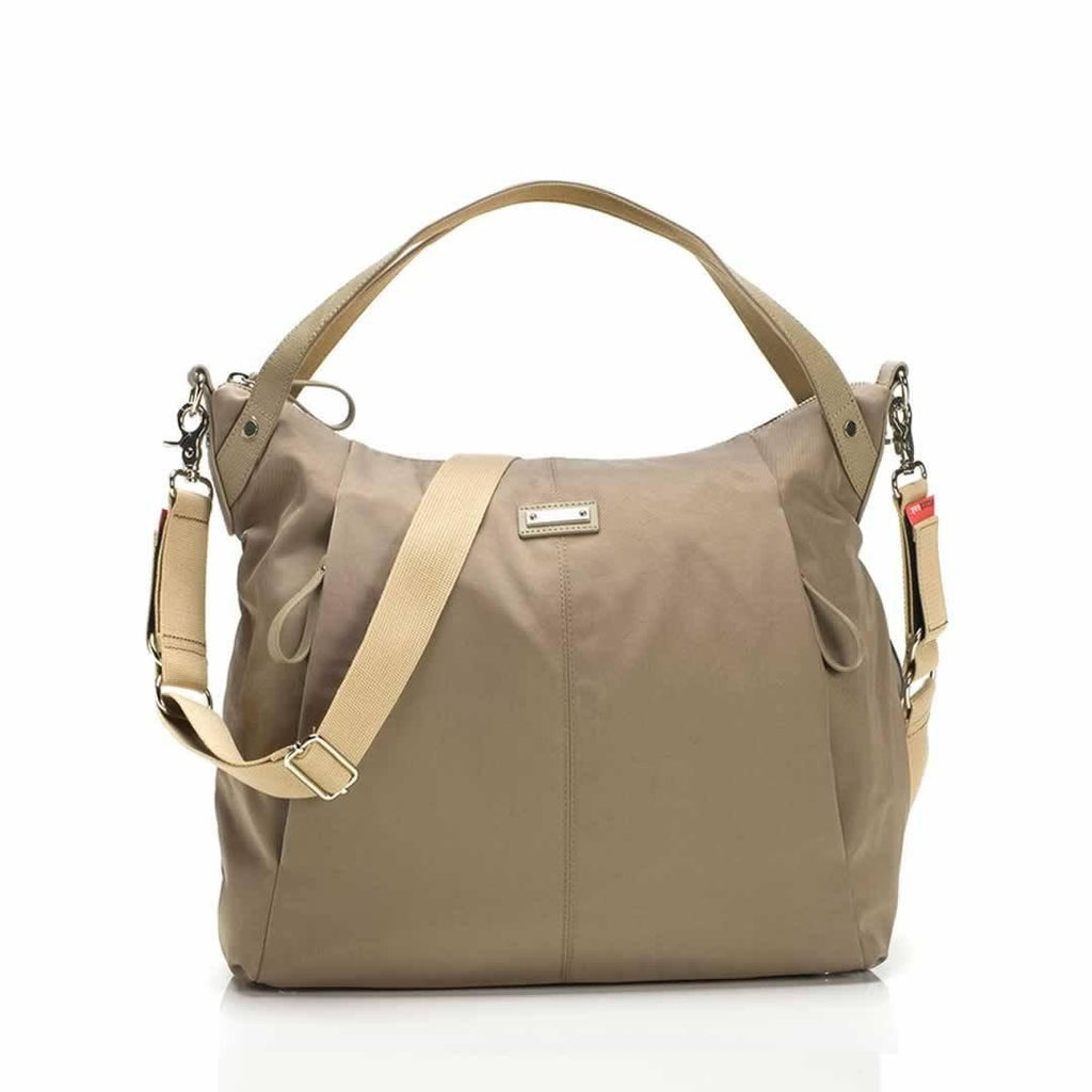 Storksak Changing Bag - Catherine Nylon - Moss-Changing Bags-Default- Natural Baby Shower